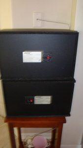 bose 301 series iii speakers